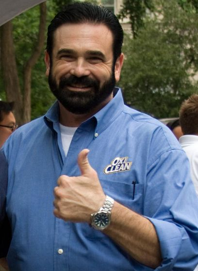 Billy Mays approves of tu lectura this rant
