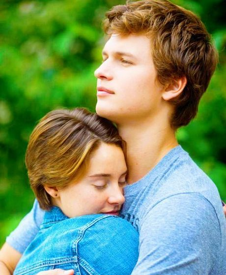 Hazel Grace and Augustus (#7)