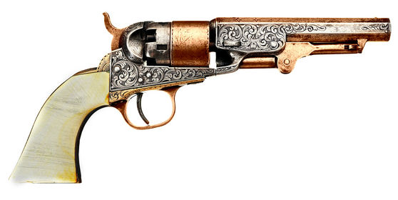 .45 Magnum, 6 rounds