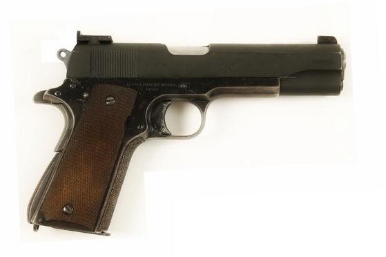 .45 Magnum, 7 rounds