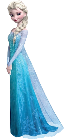 2. Snow কুইন Dress