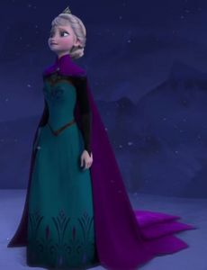 1. Coronation dress