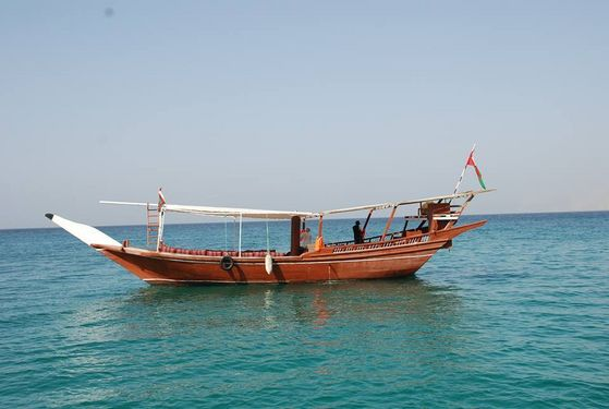 Khasab Dhow Cruise for Cruise Ship