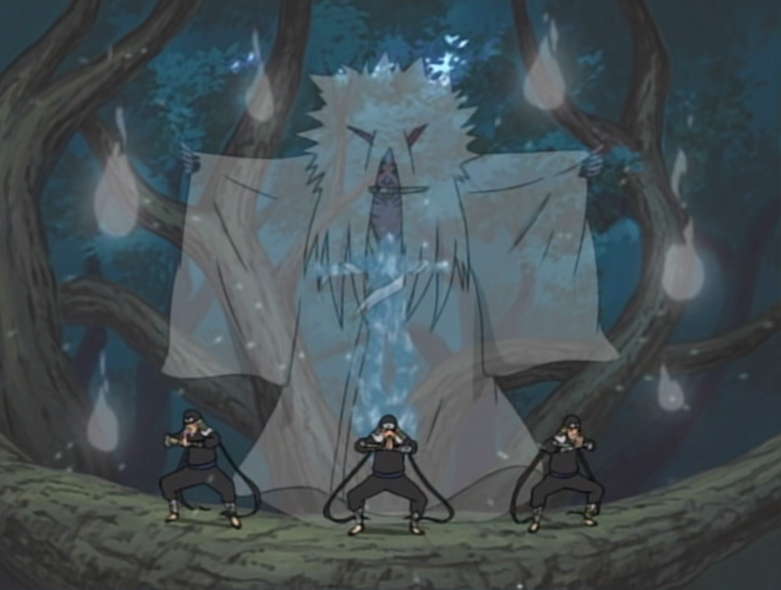 My Top Ten Scariest Things from Naruto - Naruto Shippuuden