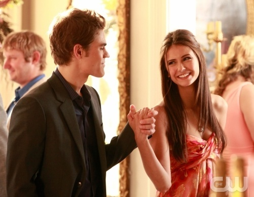 Stefan/Elena - The Vampire Diaries