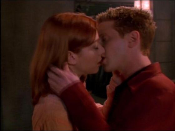Oz/Willow - Buffy the Vampire Slayer