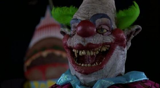 Corner of horror episode 32 killer klowns from outer for Space clowns