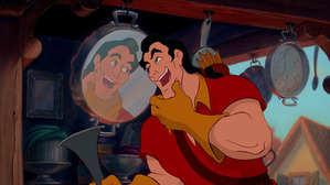 No one is handsome like Gaston!