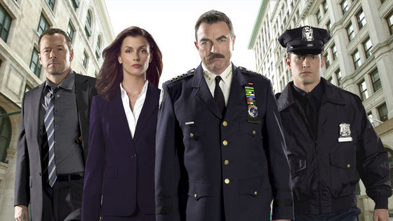Blue Bloods The Reagans