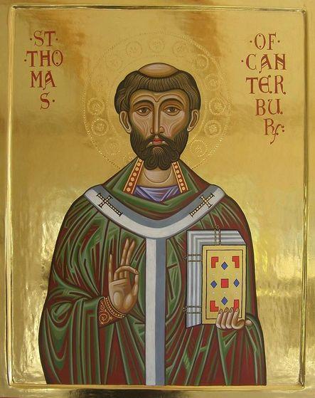 St. Thomas Beckett of Cantebury