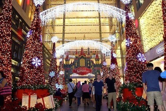 Natale in Malaysia