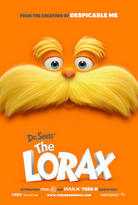 The Lorax is staring at you!