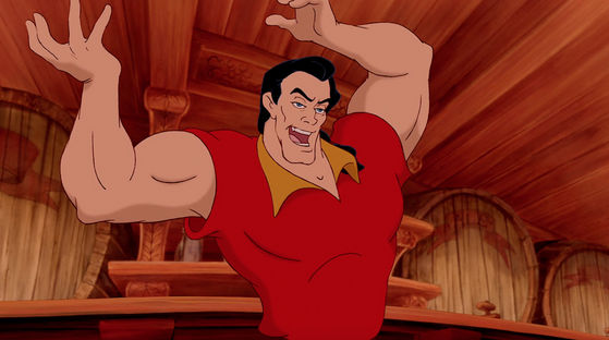 No one has a sexy sister like Gaston!