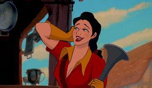 Gaston's vain sister!!!
