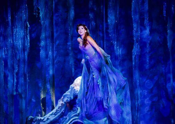 Diana Huey as Ariel