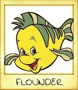 Flounder-Hufflepuff
