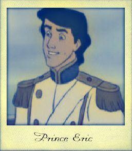 Prince Eric-Ravenclaw