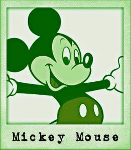 Mickey Mouse-Slytherin