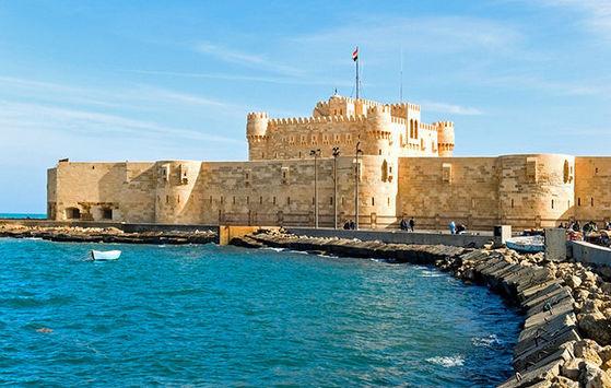 Fort Qaitley, Alexandria