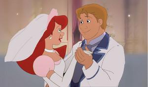 A new iconic Disney Couple?