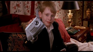 Kevin and his Talkboy
