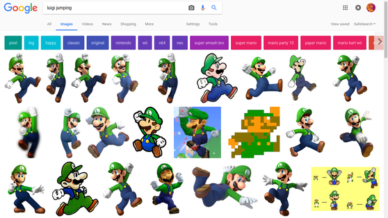 Can't have a Luigi movie without Luigi.