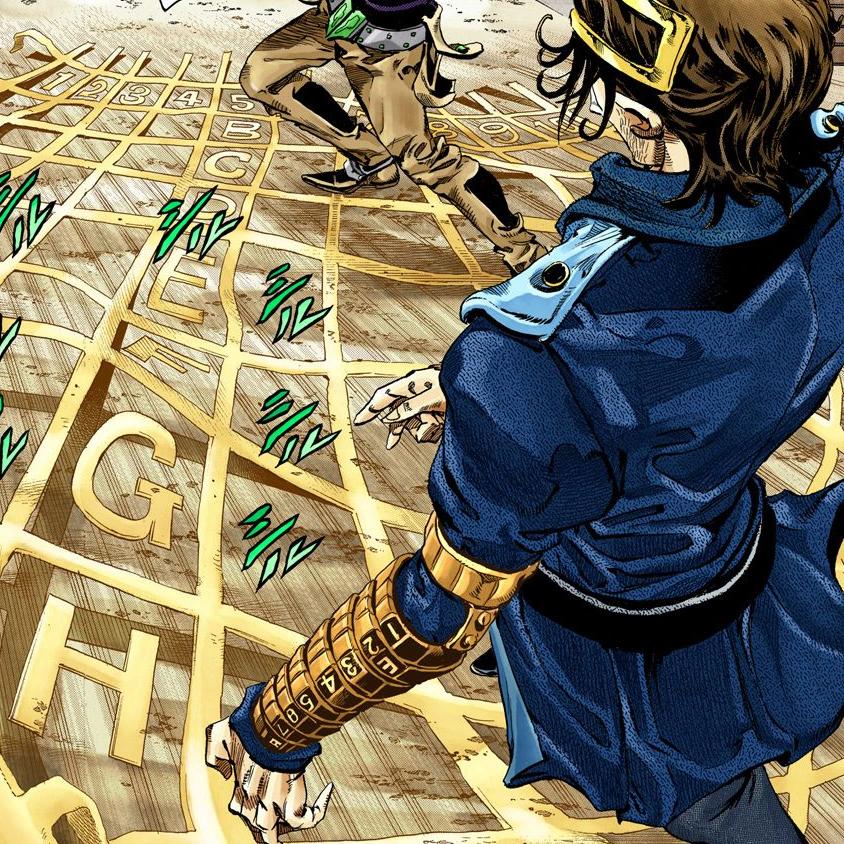 Jojo-nuary: Ranking of Stands in Jojo's Bizarre Adventure: Steel