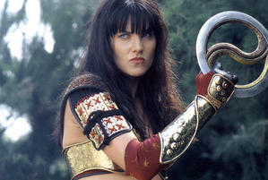 Lovely armour wewe got Xena!