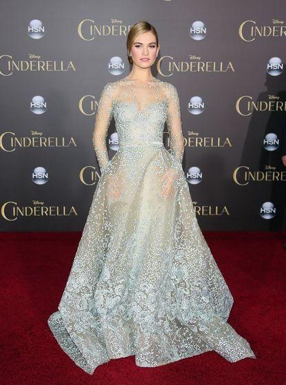 World Premiere Dress