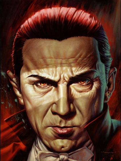 Fun Fact! The actor that played Dracula, Bela Lugosi, is Hungarian. Just like me!