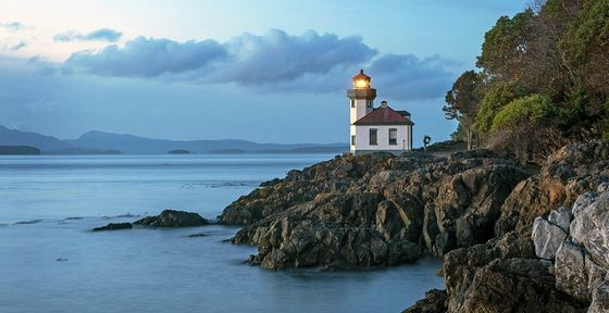 San Juan Island, Washinton, USA