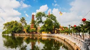 Hanoi Pagoda.