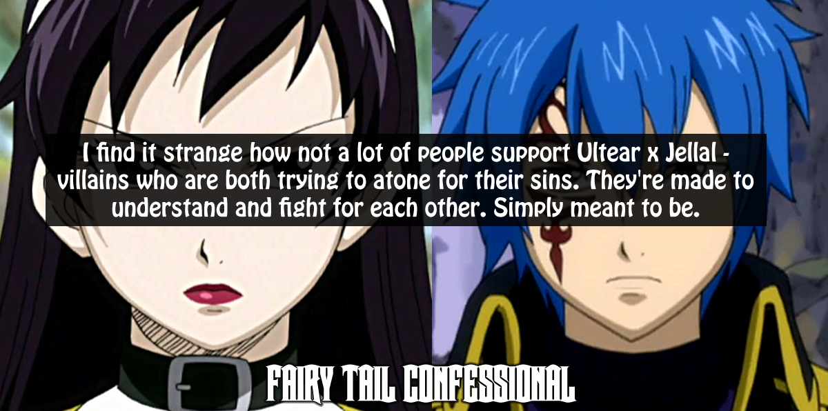 Anonymous (Not The Author's Opinions!) Fairy Tail