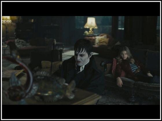 Dark Shadows starring Johnny Depp, Michelle Pfieffer