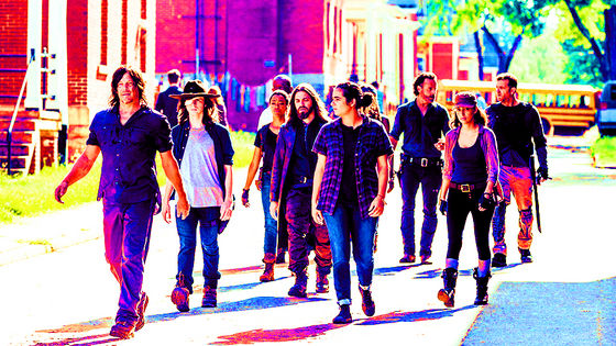 Team Family, 7x09, Rock in the Road