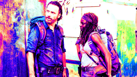 Rick & Michonne, 7x12, Say Yes
