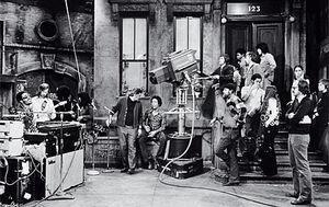 1973 Appearance On Sesame rue