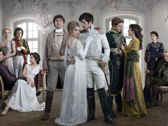 The Cast of War & Peace.