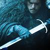 Aline as Jon Snow