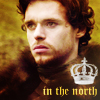 Elle as Robb Stark