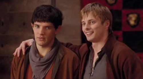Merlin & Arthur - The Hug