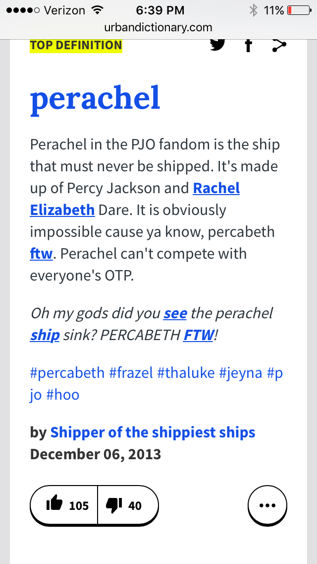 Why I HATE Percabeth Shippers - Percy Jackson & The