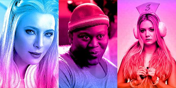 Jaime Murray as Stahma   Tituss Burgess as Titus Andromedon   Billie Lourd as Chanel #3