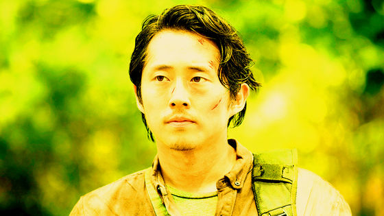 Steve Yeun as Glenn Rhee