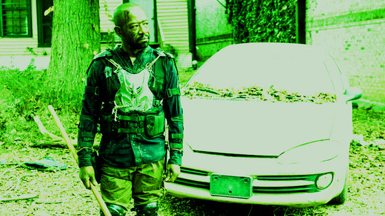 Lennie James as 摩根 Jones