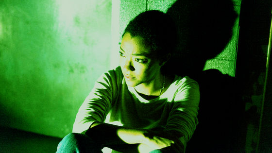Sonequa Martin-Green as Sasha Williams