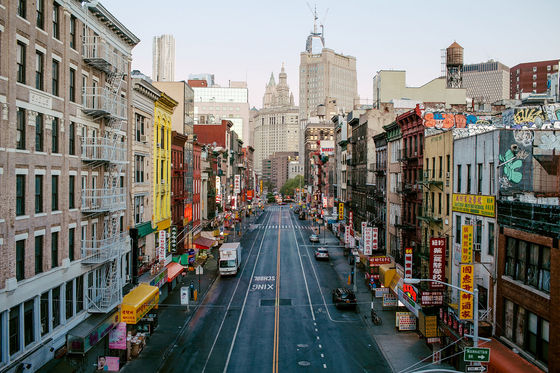 China Town!