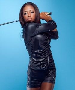 Internet Sensation Golfer 'Z' Zakiya Randall Goes Viral