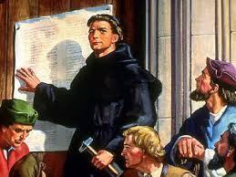 Martin Luther & The Proclamation Of The Reformation
