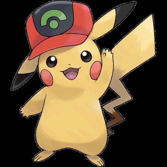 Hoenn berretto, tappo Pikachu ✓🔲